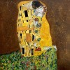 Sărutul, capodopera lui Gustav Klimt, așa cum nu l-ați mai văzut până acum