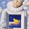 Ceci n'est pas un artist – parafrază după René Magritte
