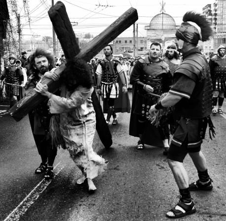Drumul crucii sau un eveniment care a fãcut lumea mai bunã