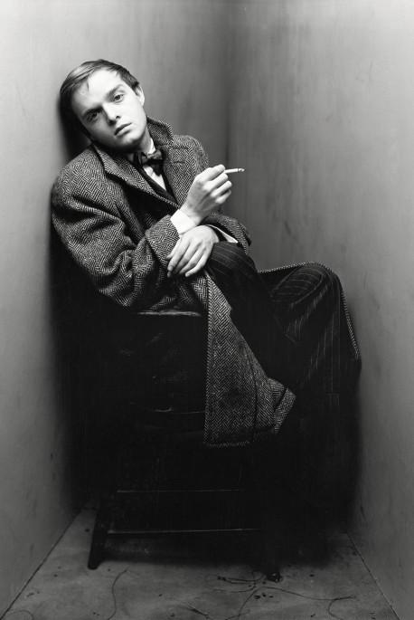 SCURTCIRCUIT 7: Irving Penn şi Denis Rouvre, magicieni ai portretului ȋn fotografie