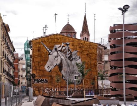 Valencia, street art – o victorie a sinceritãţii, un oraş – galerie de artã (partea II)