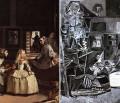 Rendez-vous ȋntre doi mari maeştri: Velázquez şi Picasso (Las Meninas)