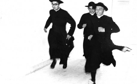 Un paradis în care poţi să crezi – Seminariştii lui Mario Giacomelli